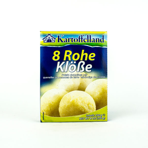 Kartoffelland  Potato Dumplings (8)
