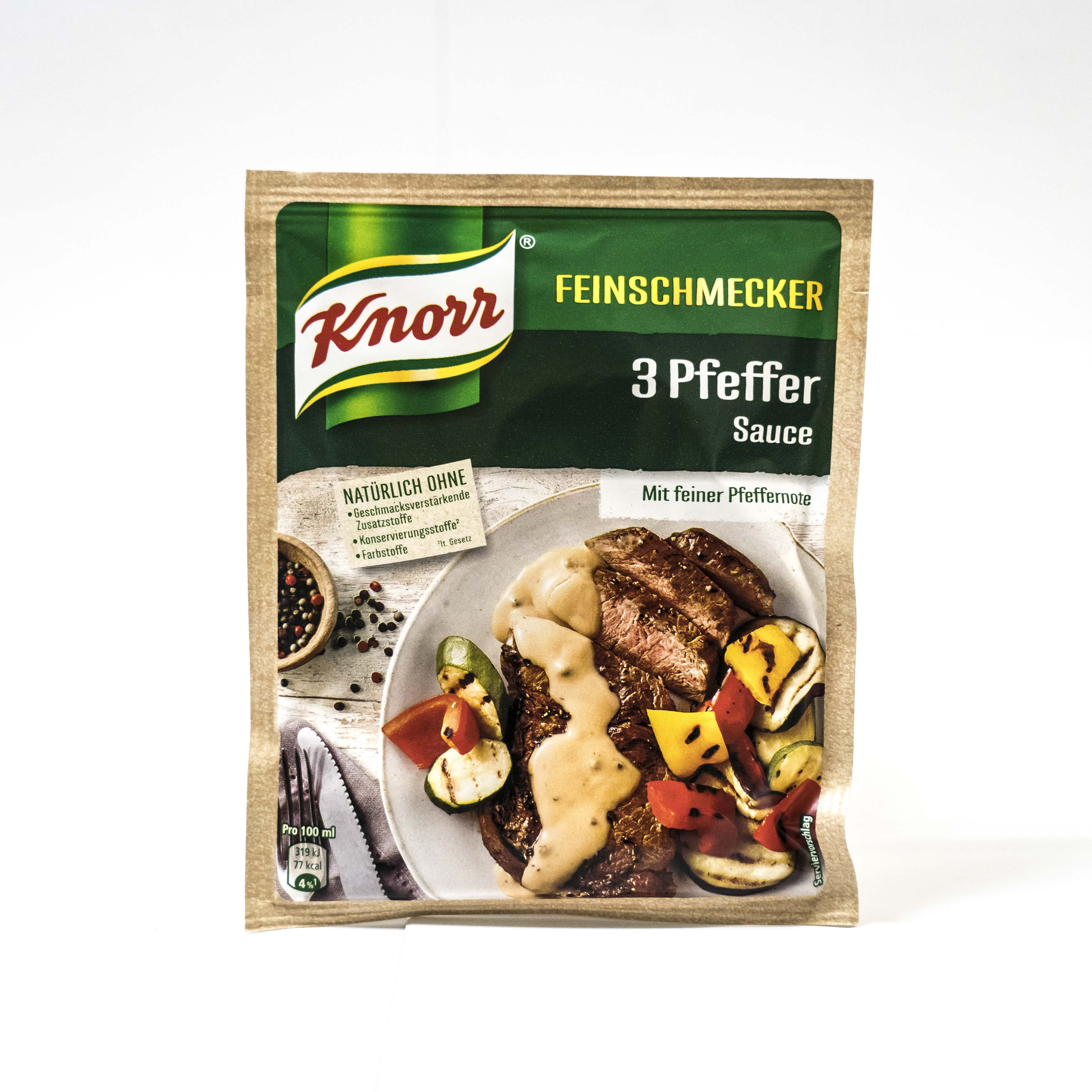 Knorr 3 Pepper Sauce Mix