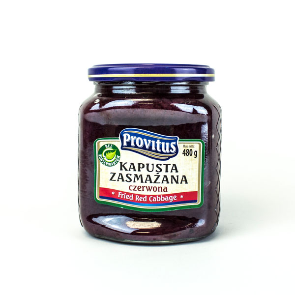 Provitus Red Cabbage
