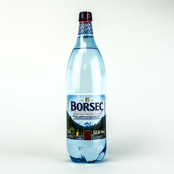 Borsec  Carbonated Mineral Water