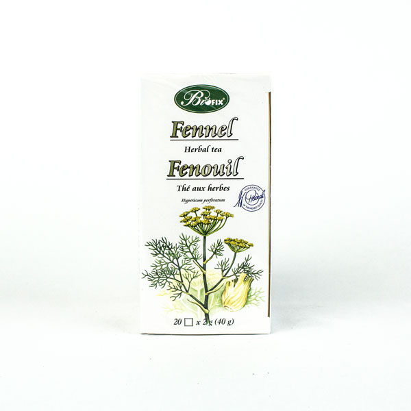 Biofix Fennel Tea