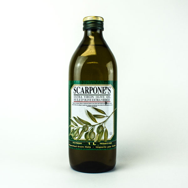Scarpone's Extra Virgin Olive Oil