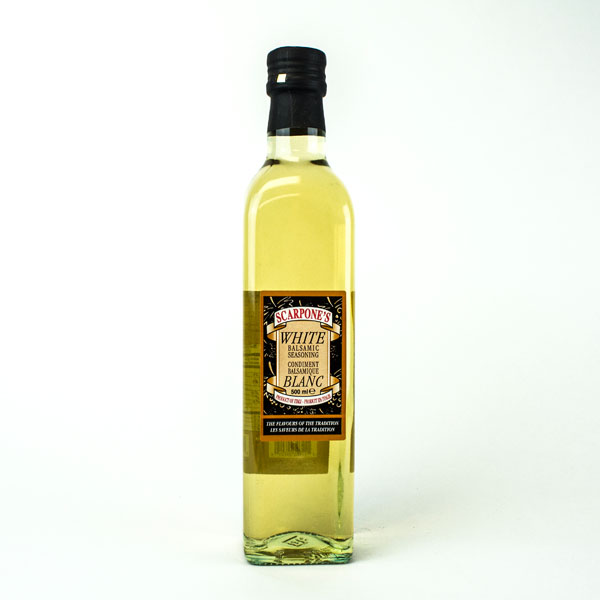Scarpone's White Balsamic Vinegar