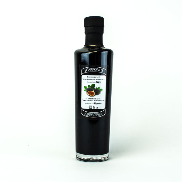 Scarpone's Fig Balsamic Vinegar