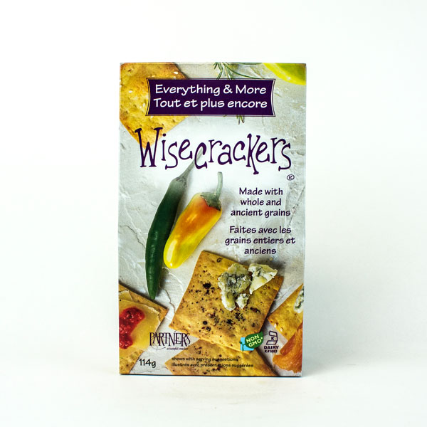 Wisecrackers Everything and More