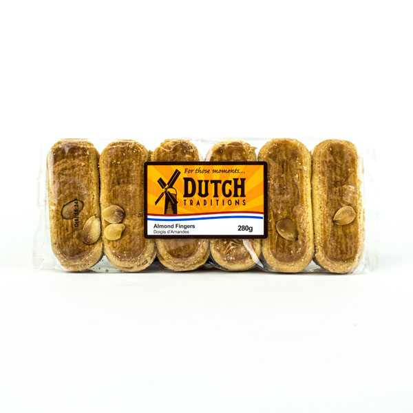 Dutch Almond Fingers (Kano,s)