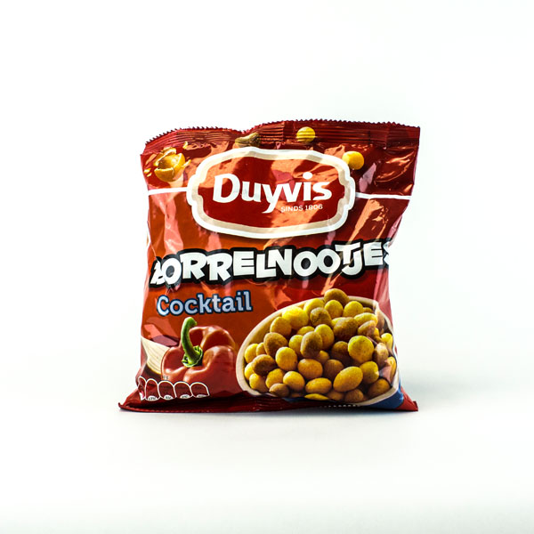 Duyvis Coated Peanuts Cocktail (Borrelnootjes)