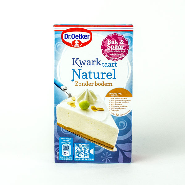 Dr Oetker Cheese Cake Mix Natural (Kwark Taart)