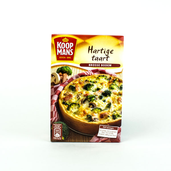 Koopmans Mix For Quiche Cake