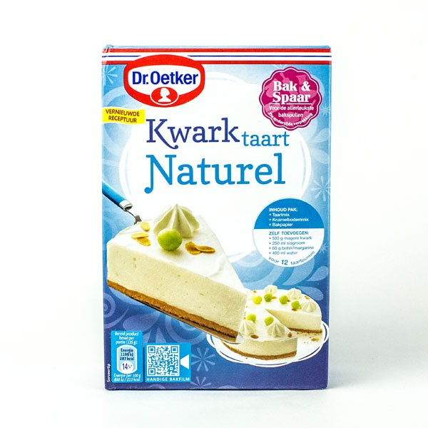 Dr.Oetker Cheesecake Mix