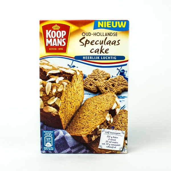 Koopmans Mix For Speculaas Cake