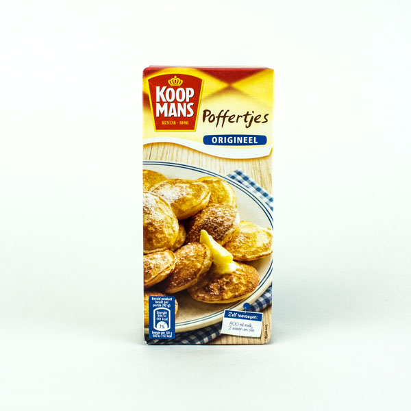 Koopmans Mix For  Mini Pancakes (Poffertjes)