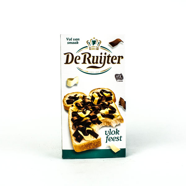 De Ruijter Chocolate Flakes Mix (Vlokfeest)