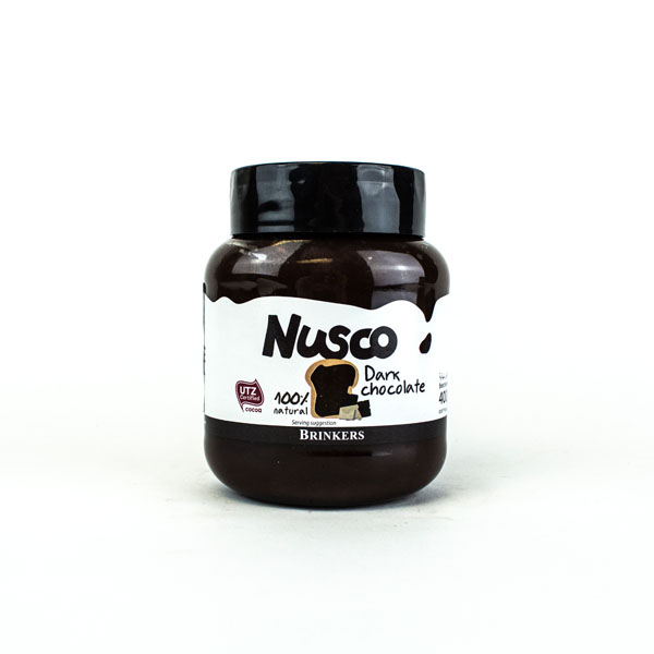 Nusco Dark Chocolate Spread