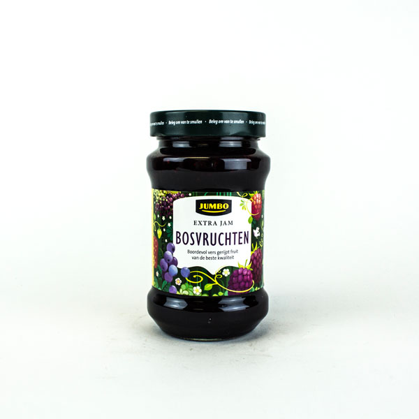Jumbo Bush Fruit Jam