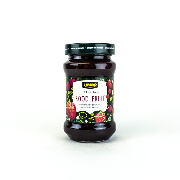 Jumbo Red Fruit Jam
