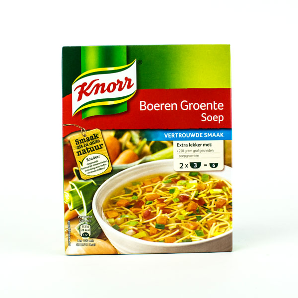 Knorr Farmers Vegetable Soup Mix