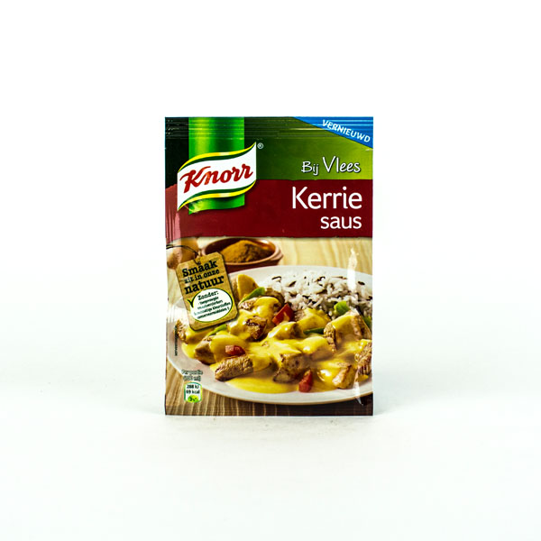 Knorr Curry Sauce Mix