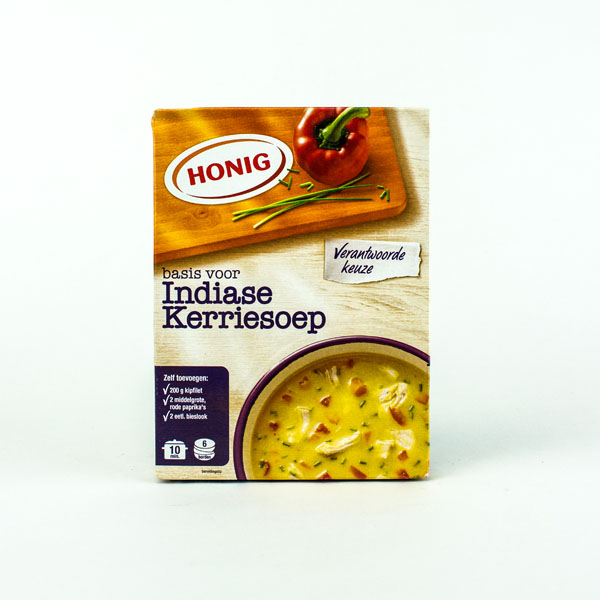 Honig Indian Curry Soup Mix