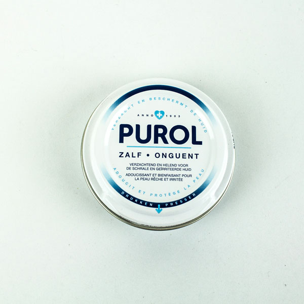 Purol Cream Tin (Zalf)