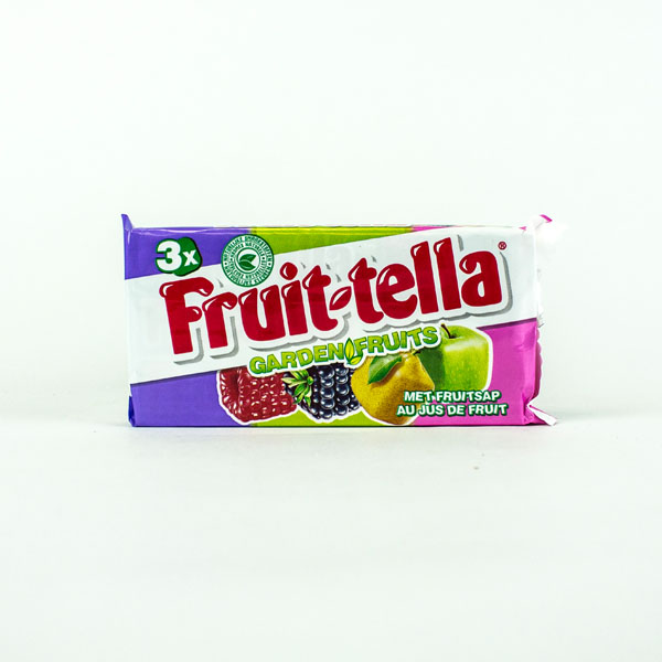 Fruit-tella Garden Fruit Rolls 3 Pack