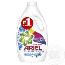 Ariel Color Fresh Gel Concentrated Touch Of Lenor