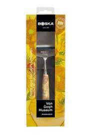 Boska Cheese Slicer Van Gogh's Sunflower