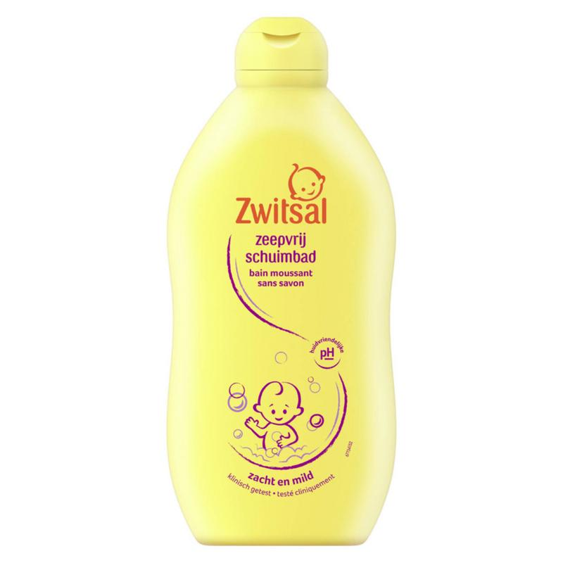Zwitsal Bubble Bath